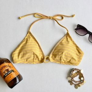 Victoria's Secret Gold / Tan Bikini Top